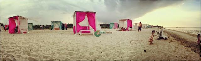 Pantai Romantis