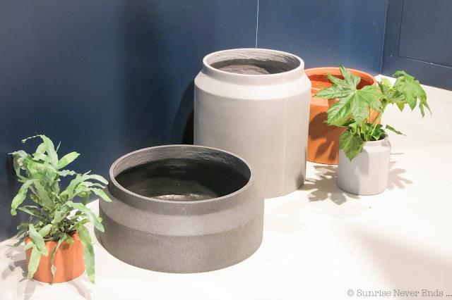 ferm living,maison & objet,déco,inspiration,pots de fleurs,pots en terre