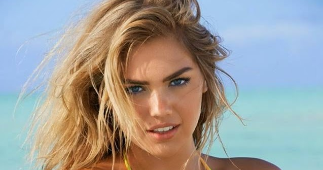 STATFACE]: Sports Illustrated Swimsuit - Kate Upton