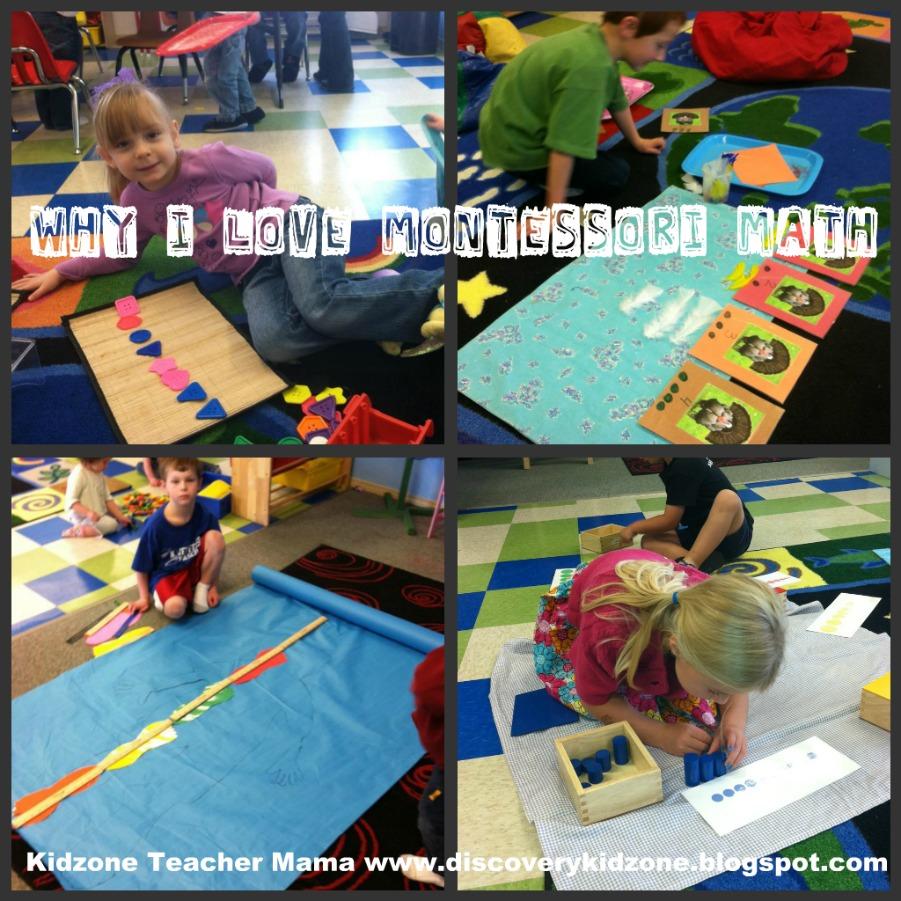 Discovery Kidzone Montessori Adventures: Montessori Monday, Math ...