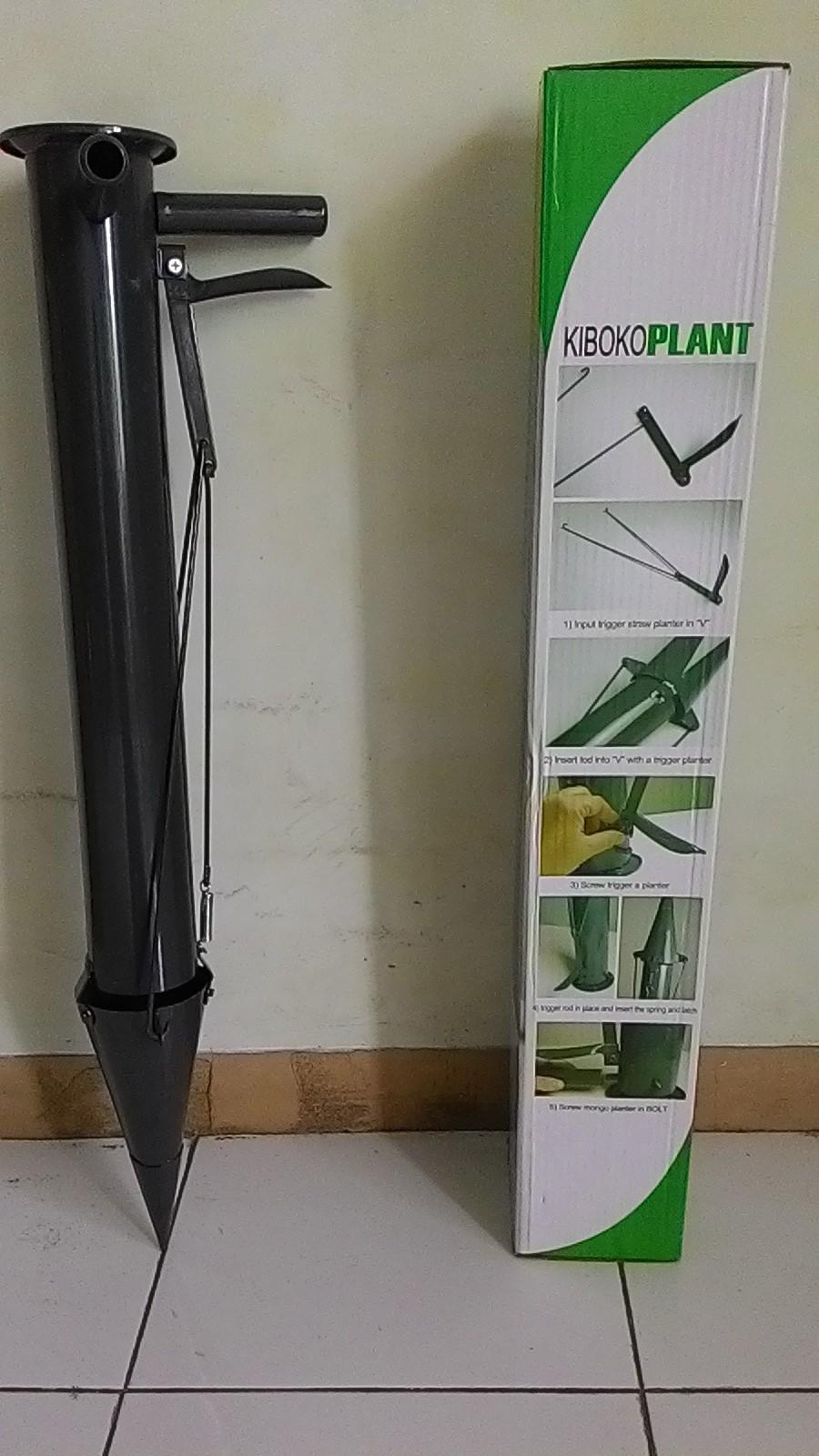 Alat Tanam Benih Dan Bibit Sayur Saam Cp 02 Santoso Advance Jagung Gfs Agricultural Machinery