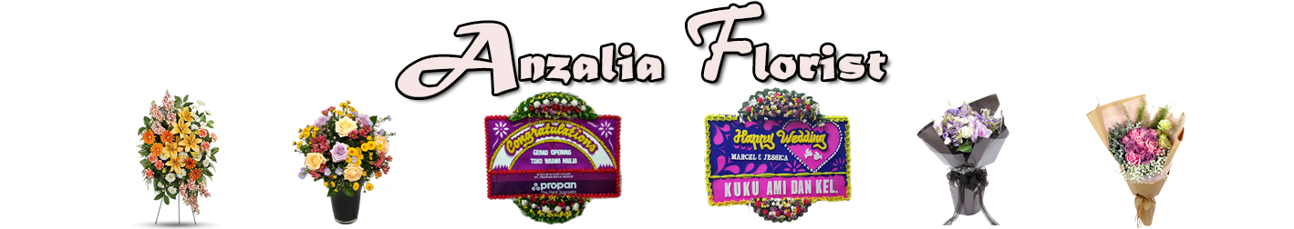 Toko Bunga Anzalia Florist 089518129101