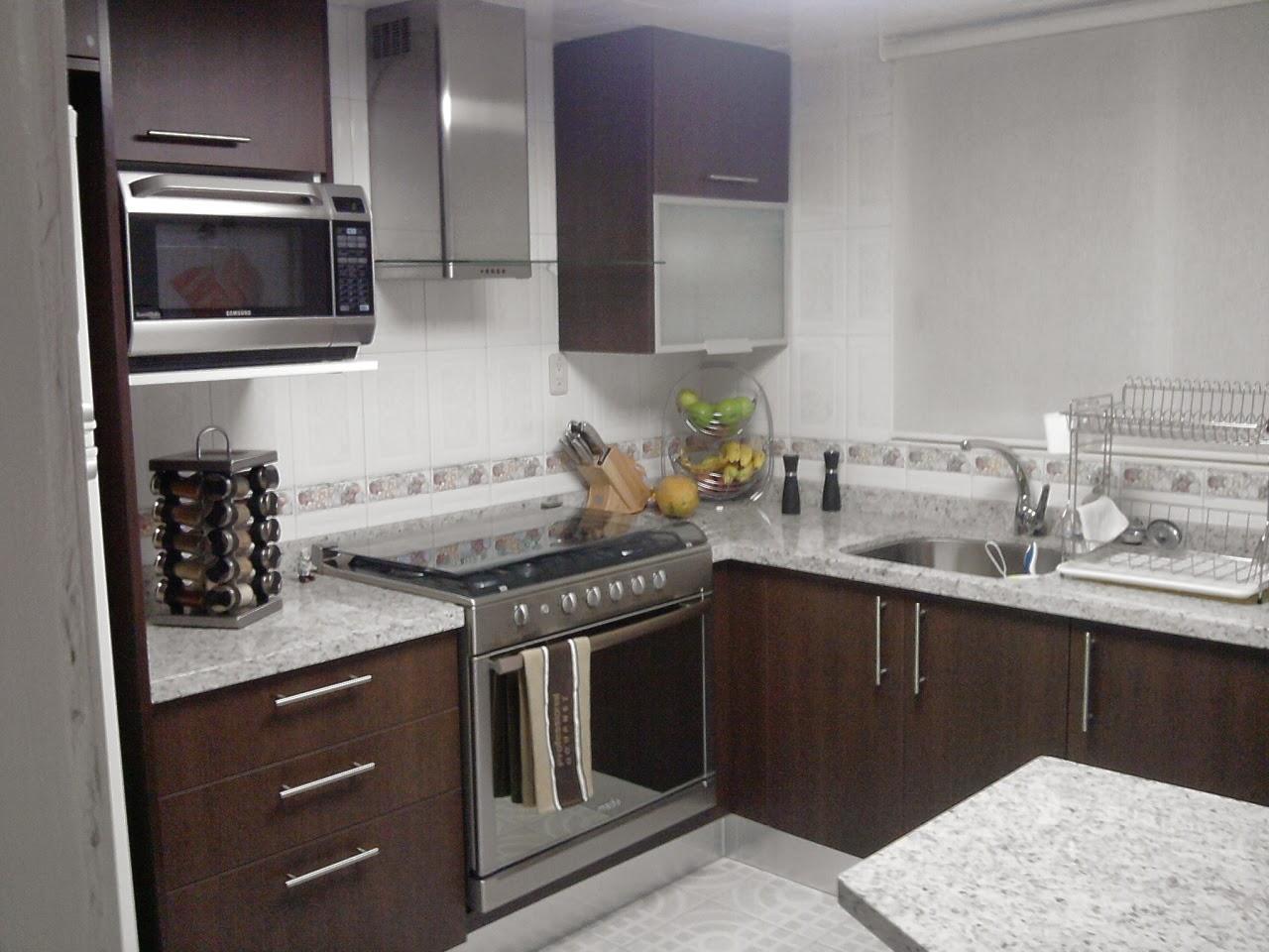 Dise o en cocinas integrales for Disenos cocinas integrales