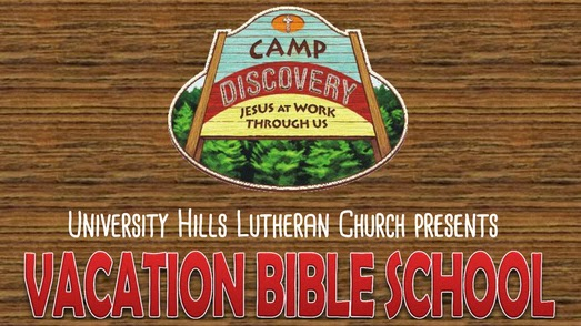 Get ready for VBS!