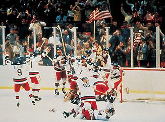 1980 olympics hockey box score: