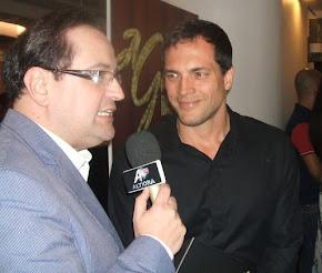 Antonio Carlos Gomes e Daniel Boaventura