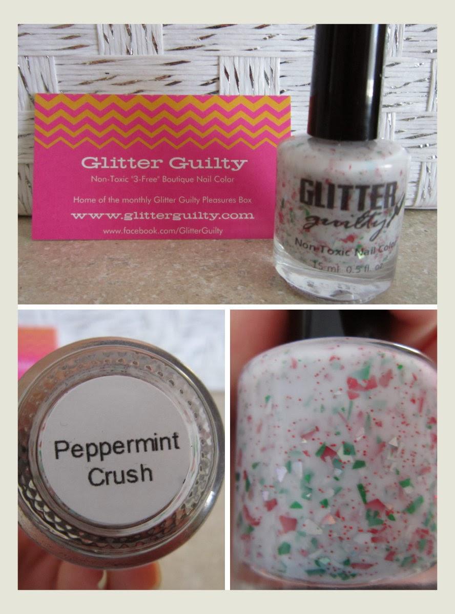 Glitter Guilty Peppermint Crush
