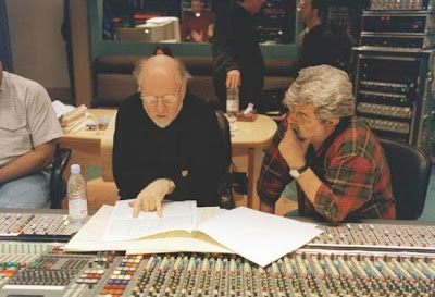 john williams george lucas