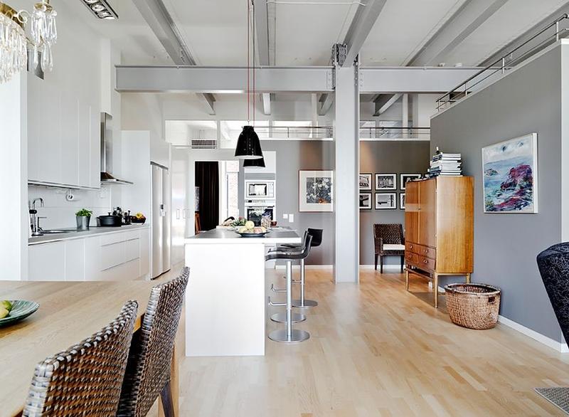 blog dla ludzi z wn trzem styl industrialny. Black Bedroom Furniture Sets. Home Design Ideas