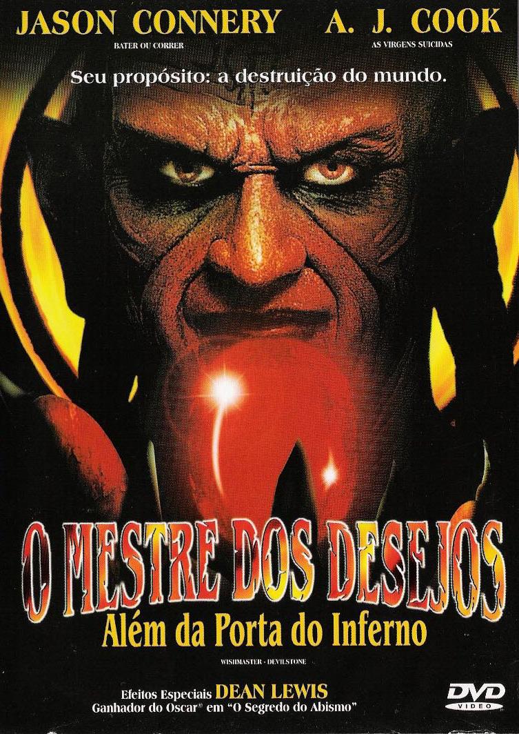 Assistir O Mestre Dos Desejos 1 Dublado 1997