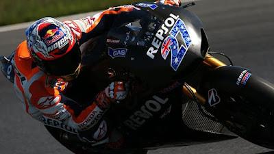 Honda Konfirmasi Tidak Akan Perpanjang Kontrak Casey Stoner Tahun 2016