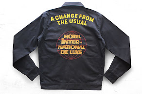 Universal Works -Uniform Shirt