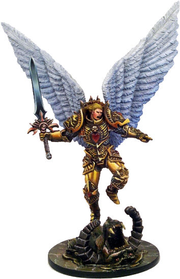 Angel Knight [Kabuki Models]