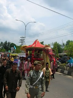 Adat Perkawinan Morge Siwe (Kayuagung) Bag.2