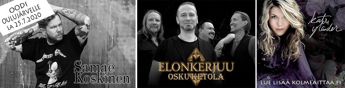 Oodi Oulujärvelle -konsertti