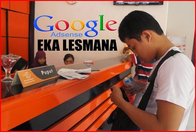 Hanya Tamat SMP Eka Lesmana Dapat 100 Juta Per Bulan dari Adsense 02