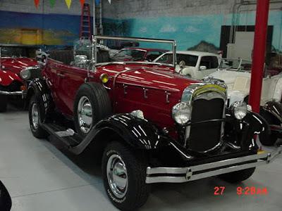 Ford Replica