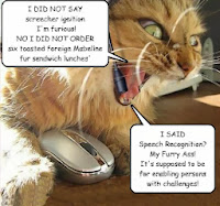 Speech Recognition? My Furry Ass!