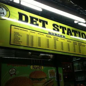 ::Det Station Ampang::