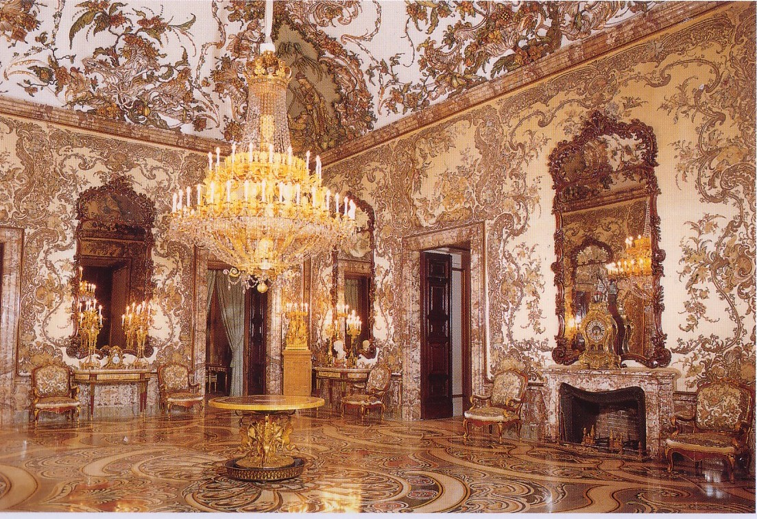 Once upon in the history junio 2014 for Decoracion rococo