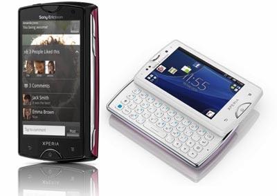 Sony Ericsson XPeria Mini-Pro