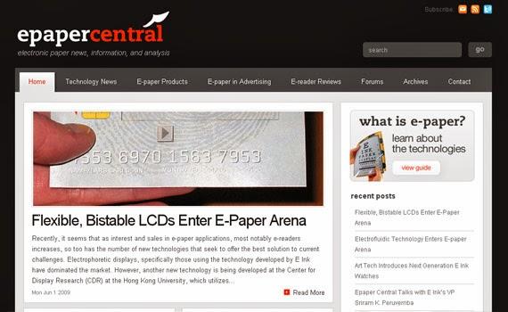 E-Paper Central