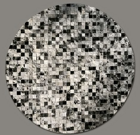 artistic printed render round modern area rugs  home cheap solution, modern round area rugs, modern round rugs cheap