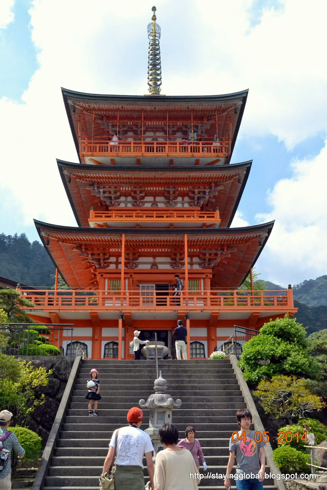 how to get to kumano nachi taisha shrine