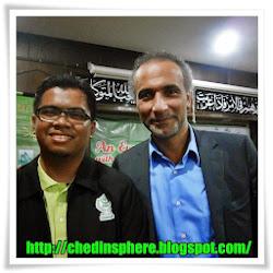 Dr Tariq Ramadan, ilmuwan budiman.