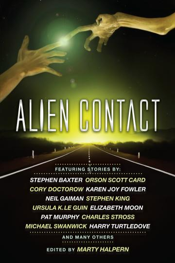 BUY ALIEN CONTACT!