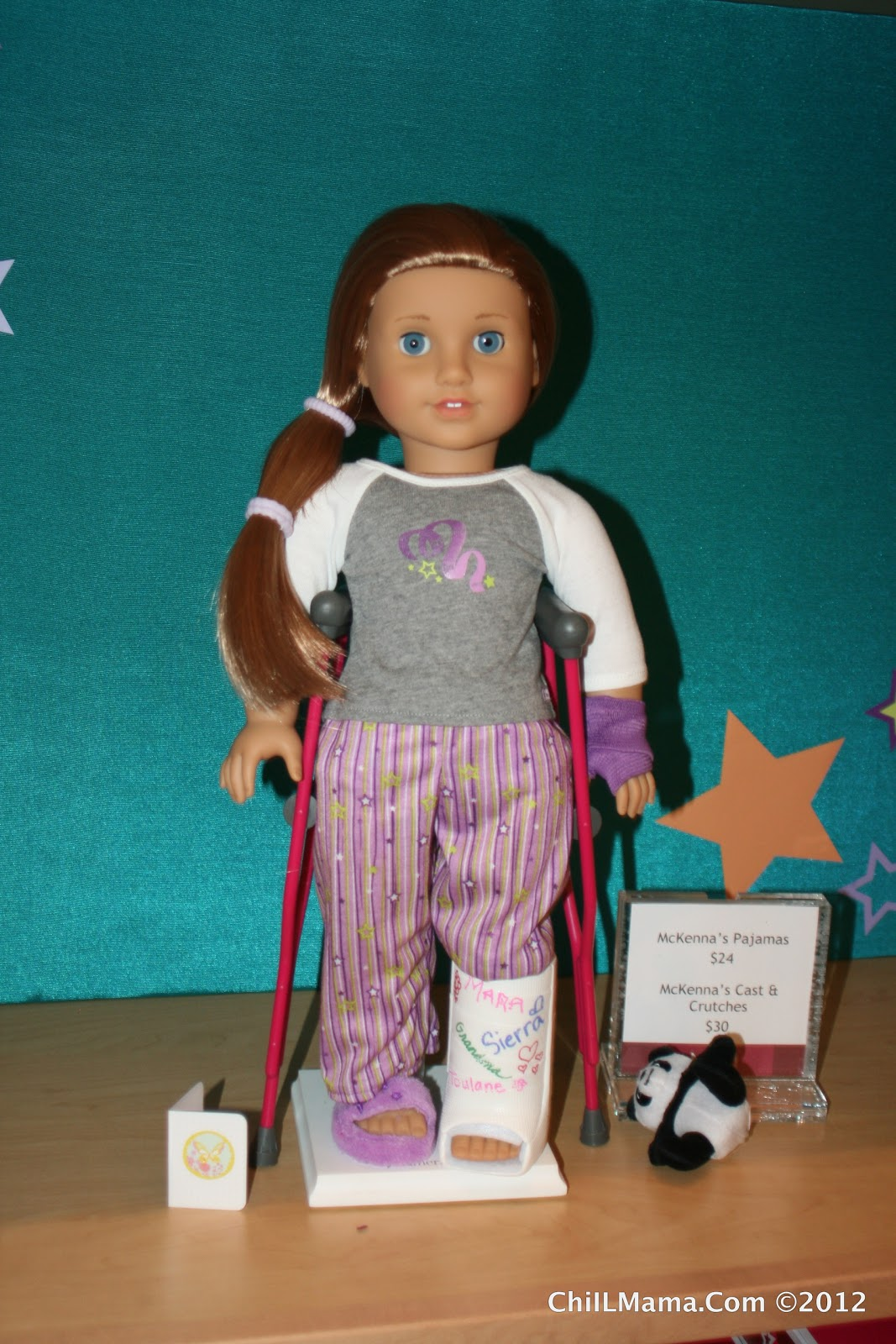 This haaaawwt! girl in a hospital