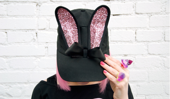 bernstock speirs, streetstyle, bunny cap