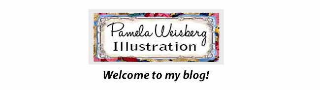 Pamela Weisberg Illustration