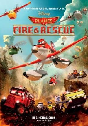 PLANES: FIRE & RESCUE (3D)