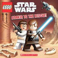 bookcover of Lego StarWars: Anakin To The Rescue!   by Ace Landers