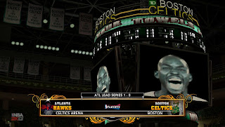 NBA 2K13 Jumbotron Led TV / Big Screen Mod
