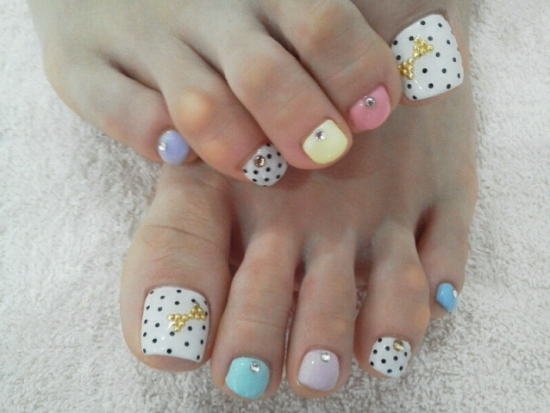 Nail designs 2012 for toes cool toe nail art designs 2012 every season certain details prinsesfo Gallery