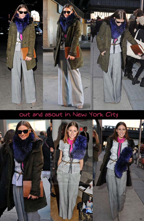 olivia palermo 2011 pictures. Olivia Palermo 2011-02-11