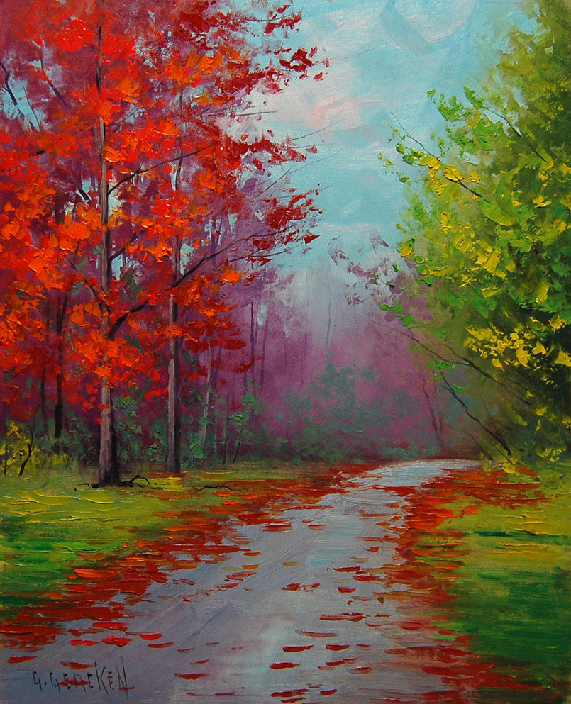 1000 images about art graham gercken on pinterest for Pretty acrylic paintings