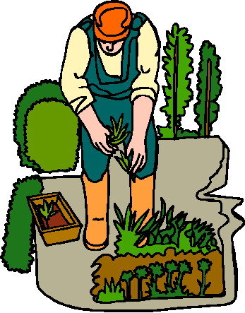 Gardening Clipart PicturesandPhotos