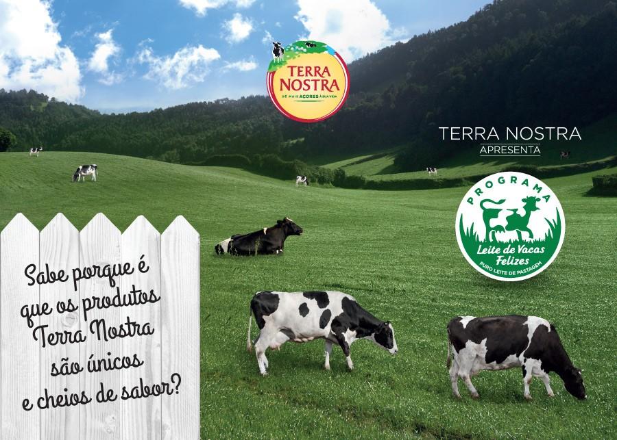 Passatempo Programa Leite de Vacas Felizes- Ganhe um cabaz da Terra Nostra !!!