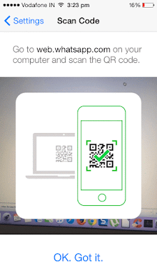 WhatsApp-Web-For-iPhone-QR-Code