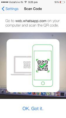 WhatsApp-Web-For-iPhone-QR-Code