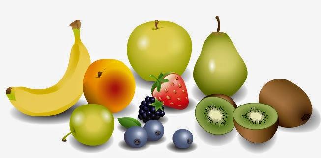 Infografía: lo mejor de cada fruta