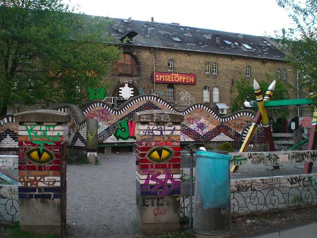 Club Loppen en Christiania