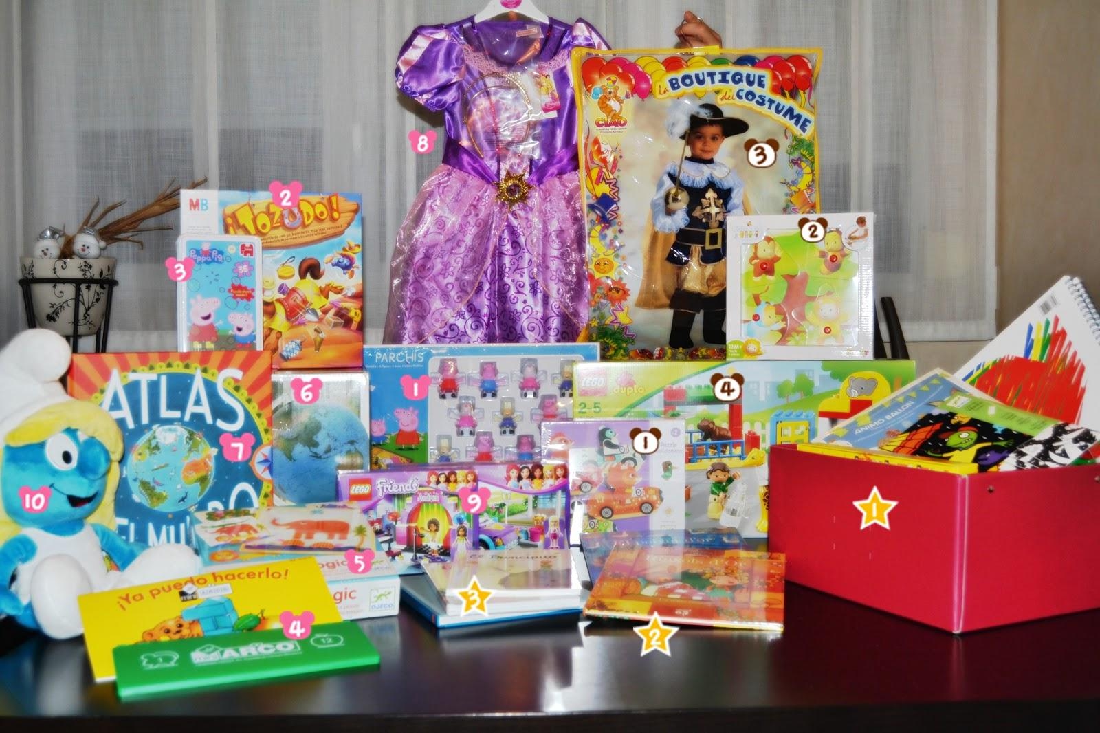 Los regalos de pap noel y los reyes magos el blog de golosi - Que pedir a los reyes magos ...