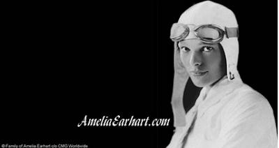 amelia earhart birthday