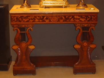Consola Española S.XIX h 1810