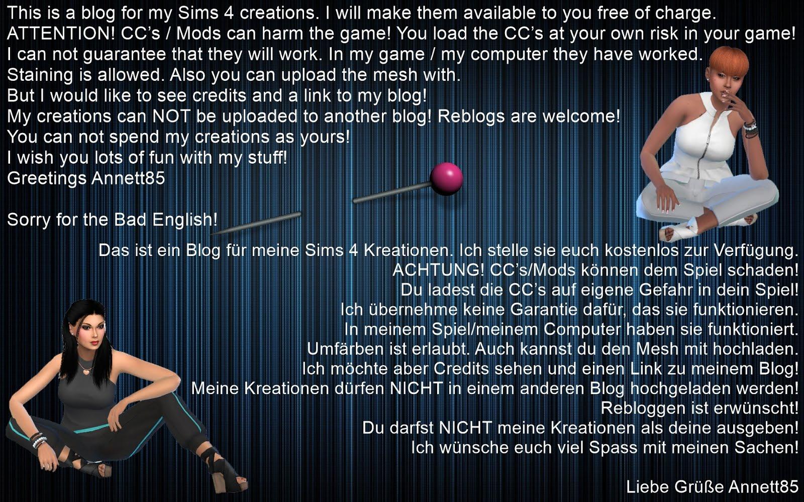 Read me! Bitte Lesen!