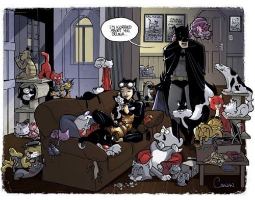 Gatubela: La loca de los gatos